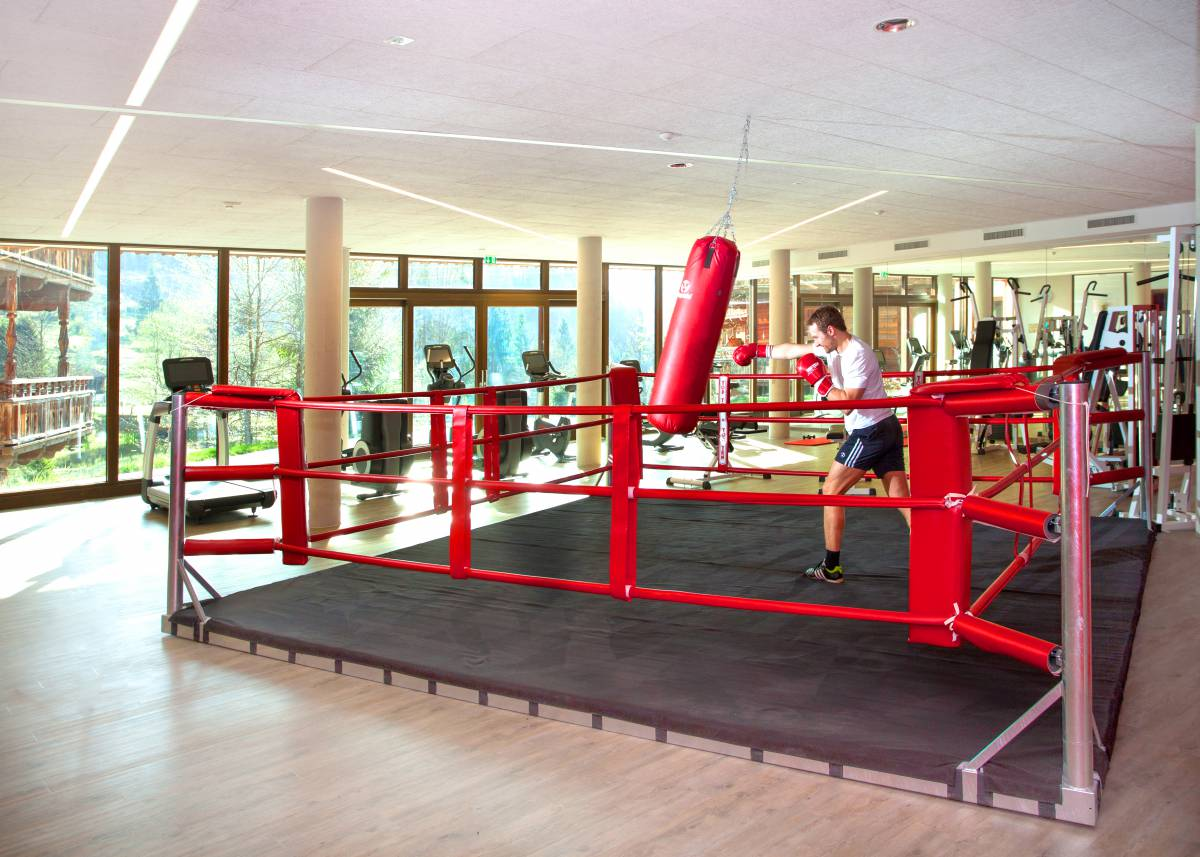 Fit & FightCLUB - Sporthotel in bayern